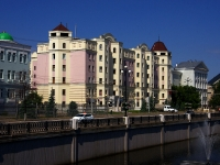 neighbour house: st. Levo-Bulachnaya, house 16. Apartment house