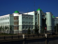 隔壁房屋: st. Levo-Bulachnaya, 房屋 20. 执法机关 Управление вневедомственной охраны при УВД РТ