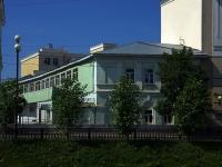 Казань, улица Лево-Булачная, дом 34. университет