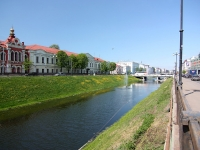 Kazan, улица Лево-БулачнаяLevo-Bulachnaya st, улица Лево-Булачная