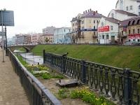 Казань, улица Лево-Булачнаяулица Лево-Булачная, улица Лево-Булачная