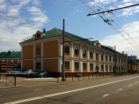 Казань, Парижской Коммуны ул, дом 8