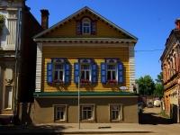 Казань, улица Парижской Коммуны, дом 18А. индивидуальный дом
