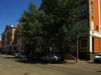 Казань, улица Парижской Коммуны, дом 19. многоквартирный дом
