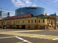 neighbour house: st. Parizhskoy Kommuny, house 13. multi-purpose building