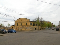 Казань, улица Чернышевского, дом 32. аварийное здание