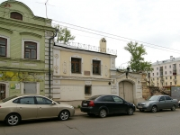 neighbour house: st. Chernyshevsky, house 37. office building Творческая мастерская