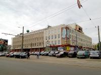 """喀山市, 购物中心 """"Ильдан"""", Chernyshevsky st, 房屋 43"""