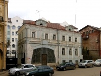 Kazan, Chernyshevsky st, house 27. multi-purpose building