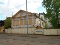 Kazan, sample of architecture Дом Ш.Б.Марджани, Kayum Nasyri st, house 10А