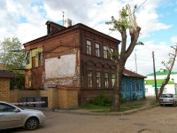 Kazan, Kayum Nasyri st, house 12. vacant building