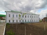 Казань, колледж Казанский исламский, улица Каюма Насыри, дом 15