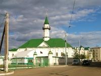 Казань, мечеть Аль-Марджани, улица Каюма Насыри, дом 17