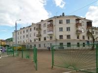 Казань, улица Каюма Насыри, дом 18. многоквартирный дом