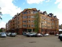Kazan, Kayum Nasyri st, house 28. Apartment house
