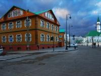 Казань, улица Каюма Насыри, дом 24. офисное здание