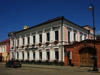 Kazan, st Kayum Nasyri, house 3. vacant building