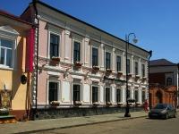 Kazan, vacant building Дом Казаковых, Kayum Nasyri st, house 3