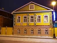 neighbour house: st. Kayum Nasyri, house 10А. sample of architecture Дом Ш.Б.Марджани