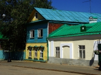 neighbour house: st. Kayum Nasyri, house 13. sample of architecture Дом Муллина