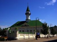 Казань, улица Каюма Насыри, дом 17. мечеть Аль-Марджани