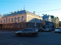 Казань, улица Карла Маркса, дом 12. офисное здание