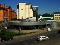 Казань, улица Карла Маркса, дом 2А. гараж / автостоянка Паркинг на ул. Батурина
