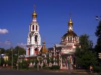 Казань, храм в честь св. великомученицы Варвары, улица Карла Маркса, дом 67