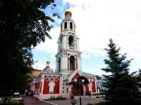 Kazan, temple в честь св. великомученицы Варвары, Karl Marks st, house 67
