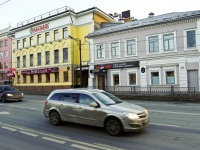 Kazan, Karl Marks st, house 40Б. Apartment house