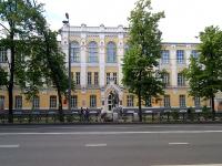 Kazan, university Казанский государственный технологический универстиет, Karl Marks st, house 72 к.Б