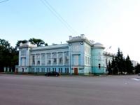 Kazan, st Karl Marks, house 74. university