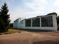 Kazan, university Татарский государственный гуманитарно-педагогический университет, Karl Marks st, house 74А