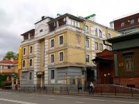 Kazan, Karl Marks st, house 53А. multi-purpose building