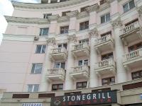 Казань, улица Шигабутдина Марджани, дом 2. многоквартирный дом
