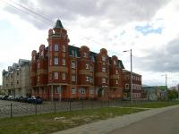 Kazan, Shigabutdin Mardzhani st, house 22. Apartment house