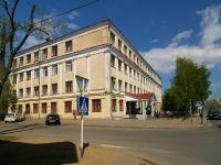 Казань, школа №12, улица Шигабутдина Марджани, дом 38