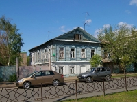 neighbour house: st. Shigabutdin Mardzhani, house 44. Private house Дом Б.Багаутдиновой - Б.Апанаевой