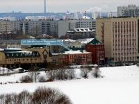 Kazan, Shigabutdin Mardzhani st, house 52. Apartment house