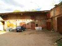 Казань, улица Шигабутдина Марджани, гараж / автостоянка