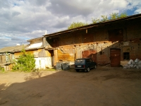 Kazan, Shigabutdin Mardzhani st, garage (parking)