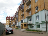 Kazan, Safian st, house 6. Apartment house