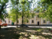 Kazan, Akhmyatov st, house 7А. Apartment house