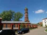 Kazan, mosque Бурнаевская, Akhmyatov st, house 7