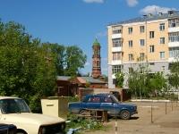 喀山市, 清真寺 Бурнаевская, Akhmyatov st, 房屋 7