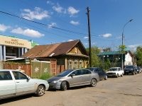 Казань, улица Ахтямова, дом 10. индивидуальный дом