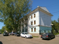 neighbour house: st. Akhmyatov, house 16. Apartment house