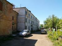 Kazan, Akhmyatov st, house 18А. Apartment house