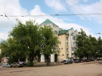 Kazan, Ayvazovsky st, house 21. Apartment house