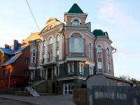 Казань, гостиница (отель) Hills, улица Айвазовского, дом 11А
